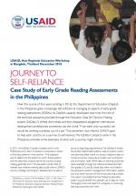Early Grade Reading Assessment (EGRA) | SharEd