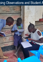 Language of instruction and refugee learners: A mixed