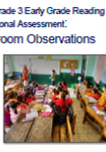 sample of english classroom observation
